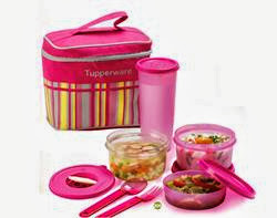 FAME N FAMOUS TUPPERWARE