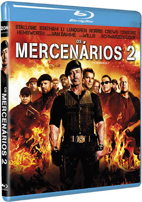Filme Poster Os Mercenários 2 BDRip XviD Dual Audio & RMVB Dublado