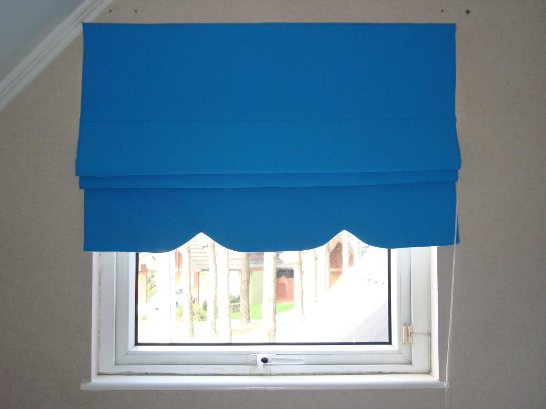 Decoracion cortinas store dormitorio ni os - Stores y cortinas ...