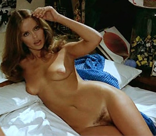 Barbara bach sex scene apologise
