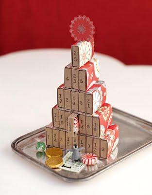 christmas-advent-calendar-ideas-days-till-unique-christmas-craft-gifts    Unique Christmas Craft Ideas