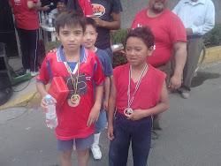 CORRIENDO Y LIMPANDO EL TEJOCOTE 2011