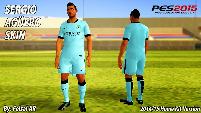 sergio aguero man city gta
