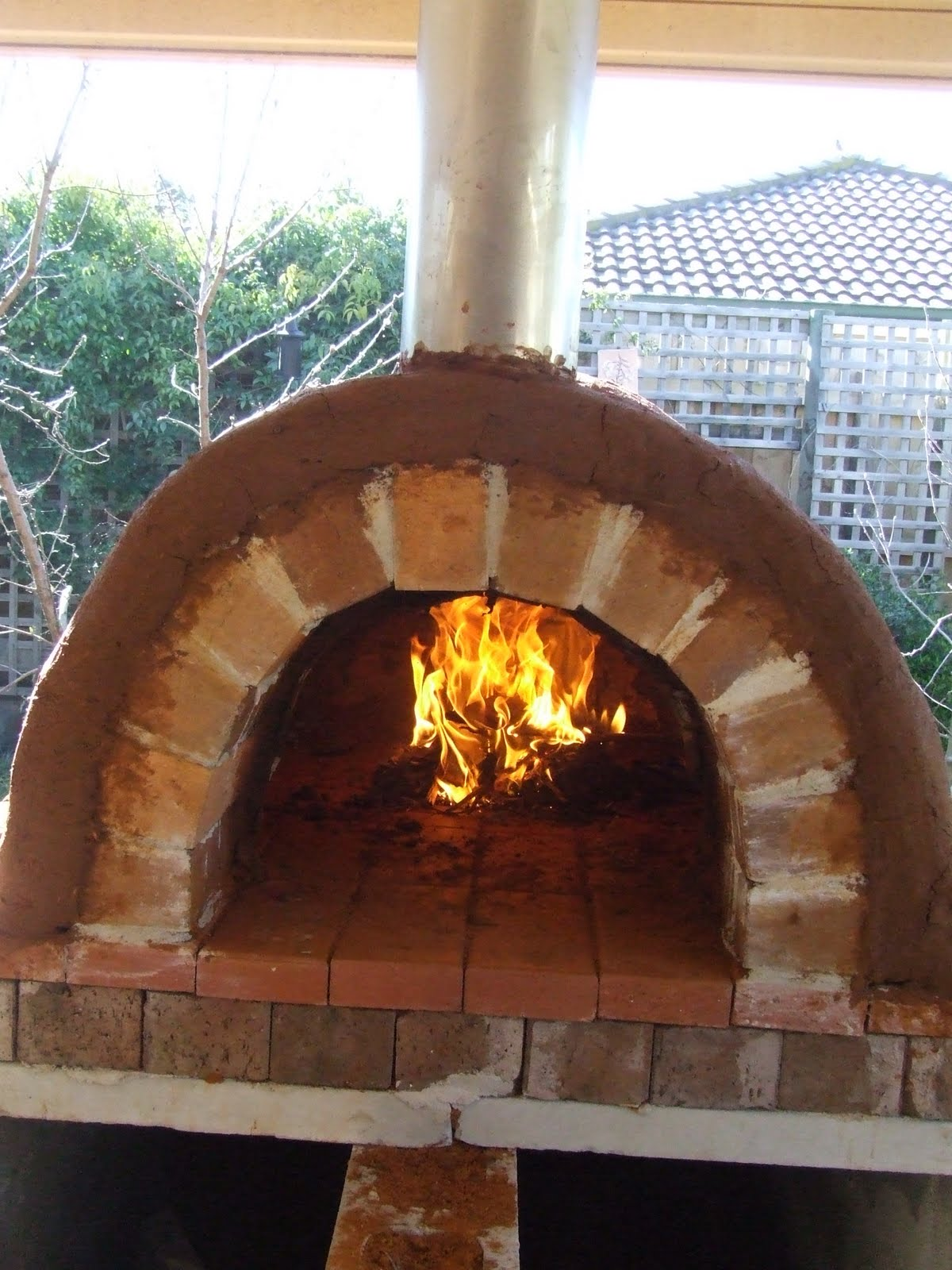 clay cob oven progress the greening of gavin