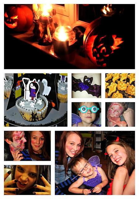 pumpkins, cupcakes