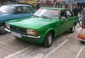 Ford Taunus 1.6 - 3000 Euros