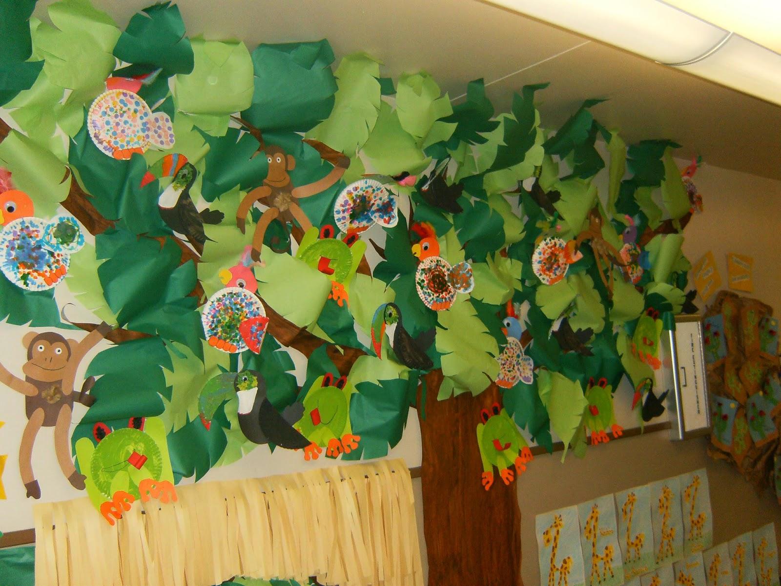 safari preschool theme c c preschool factory tree for all seasons 469