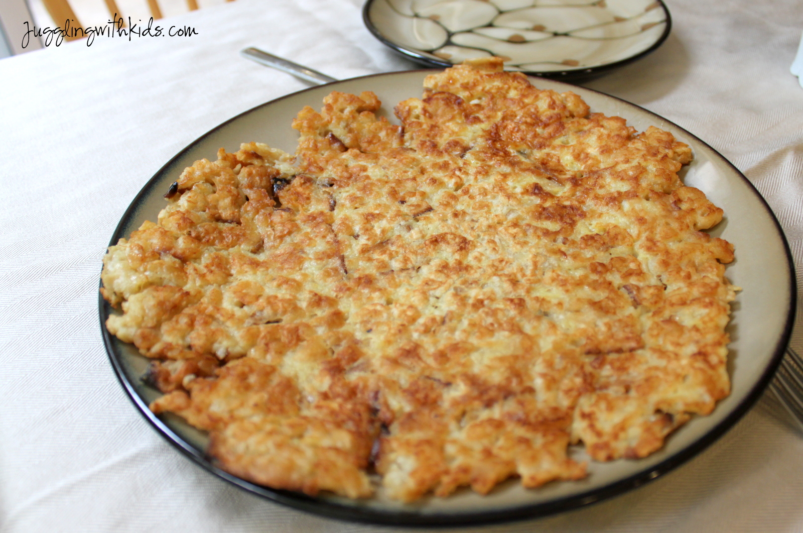 Juggling With Kids: Matzah Brei - Passover French Toast