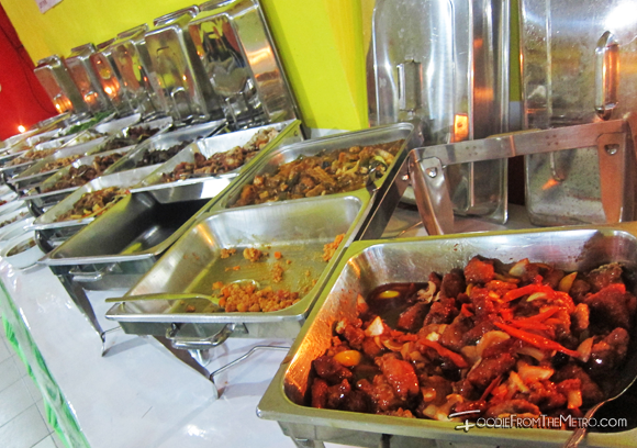 Baler - Gerry Shan's Buffet