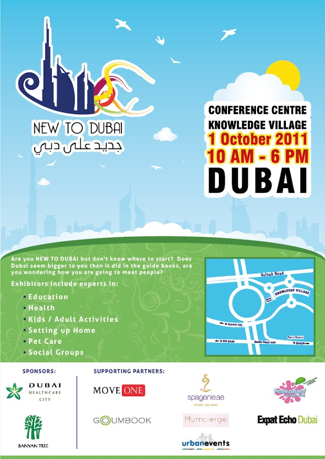 An Event for People New In Dubai