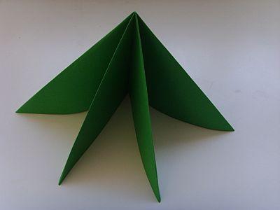 Kerstboom Van Papier 1