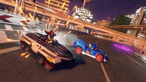 GAME Sonic and All-Stars Racing Transformed (2013)