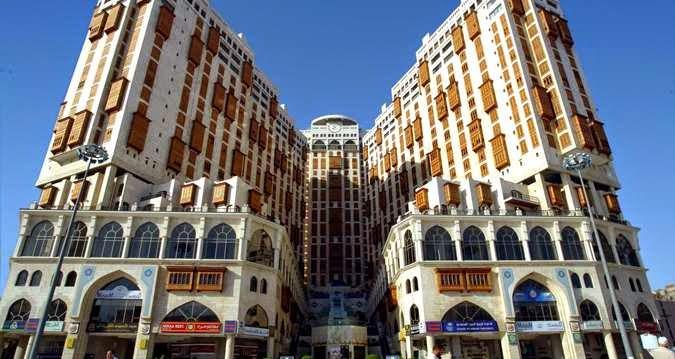 hilton tower hotel penginapan andalusia, Pakej Umrah 2015 Terbaik Dan Murah, Pakej Umrah Hilton