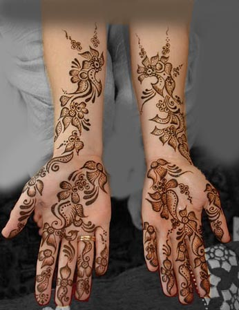 Mehndi Designs Arabic Bridal Mehndi Designs