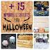 Recursos: Los mejores descargables de Halloween para imprimir