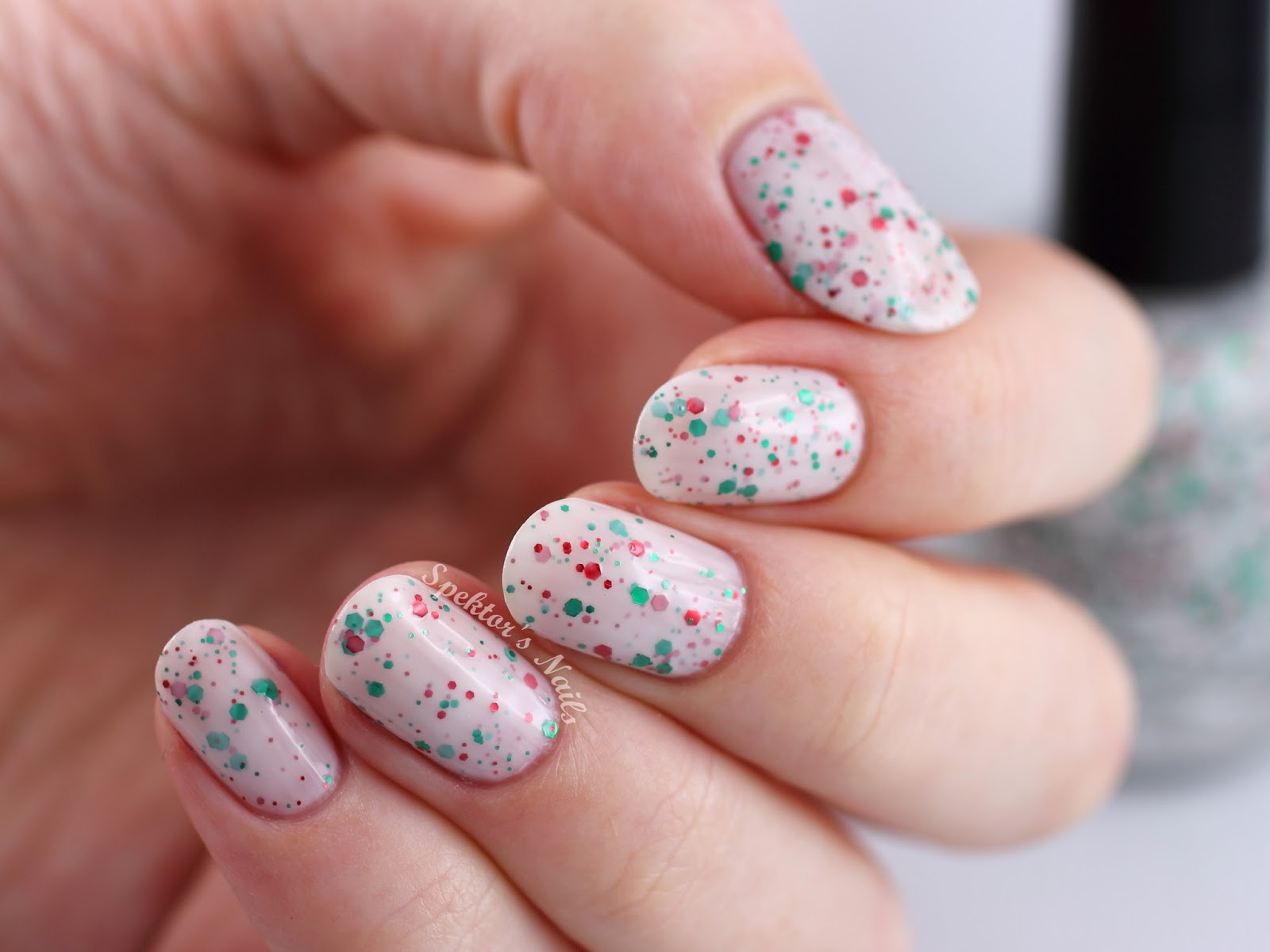 KBShimmer - Holly Back Girl (Winter Collection 2014)
