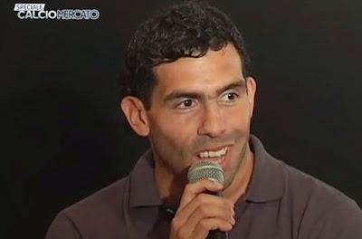 Tevez Intervista