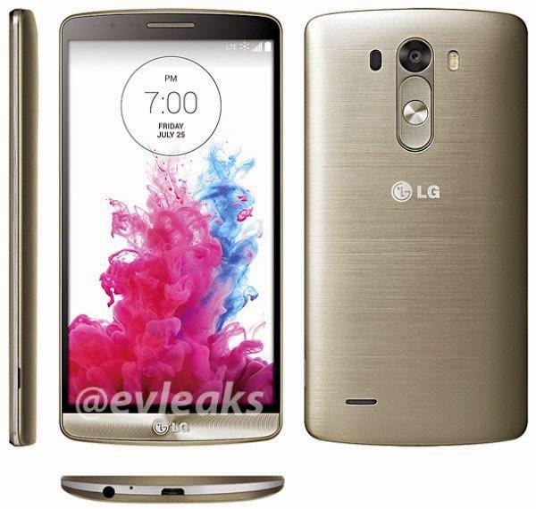 Harga dan Spesifikasi Lengkap LG G3
