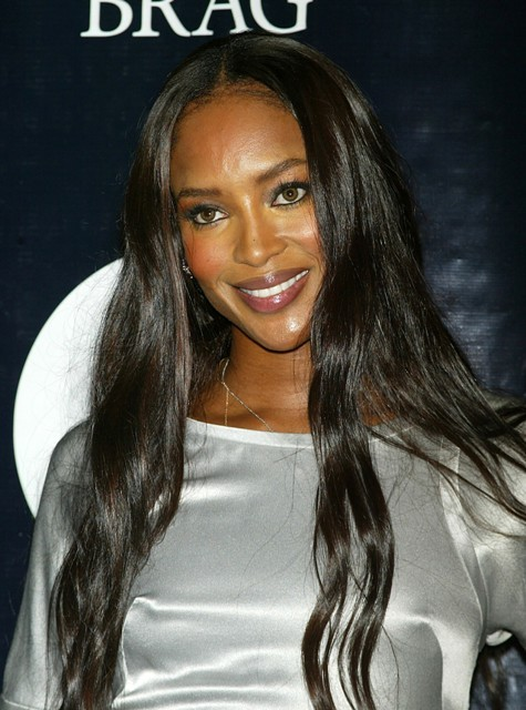 Naomi Campbell Simple Pic