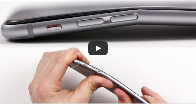 iPhone 6 Plus Ternyata Gampang Bengkok