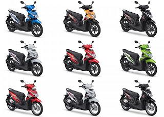 Daftar Harga Suku Cadang Honda Beat Honda Genuine Part (HGP) Lengkap