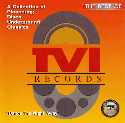 TVI Records - The Best of (Dance The Night Away) various disco [hot productions] 1995