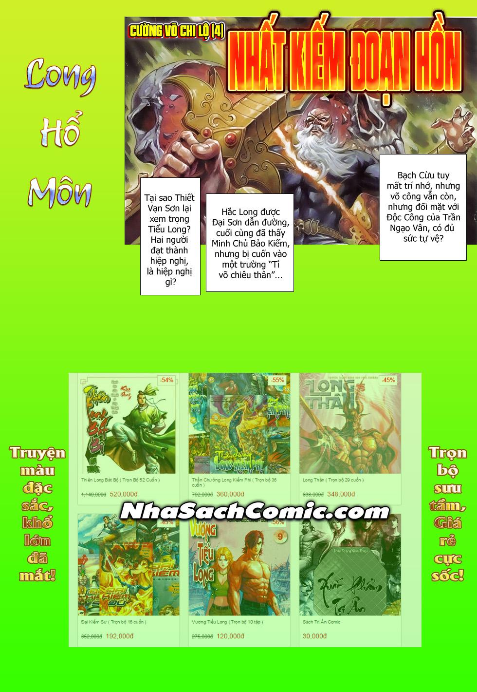 Tân Tác Long Hổ Môn chap 794 Trang 32 - Mangak.info