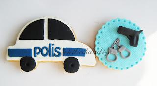 polis kurabiye