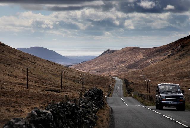 morne mountains ireland
