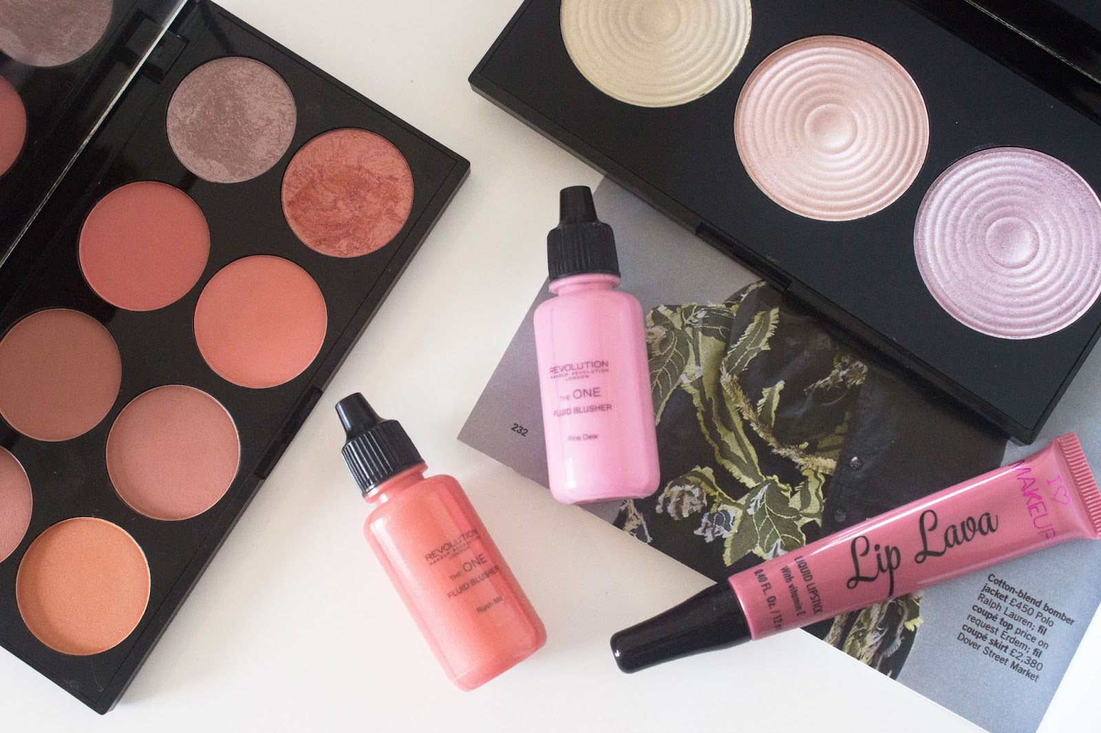 Make Up Revolution Must Haves
