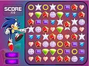 Sonic lấy ngọc, game van phong