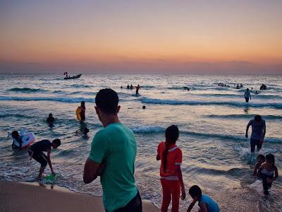 Pantai, Gaza