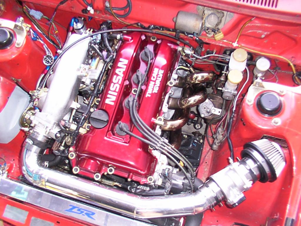 sr20de engines