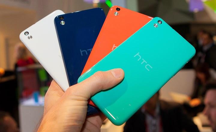 Spesifikasi dan Harga HTC Desire 816