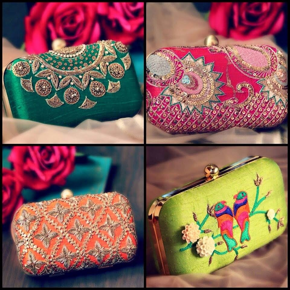 PARTY CLUTCH[ETHNIC]