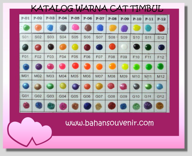 Katalog Warna Cat Catylac Download