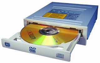 DVD RW Drive Tidak Terdeteksi