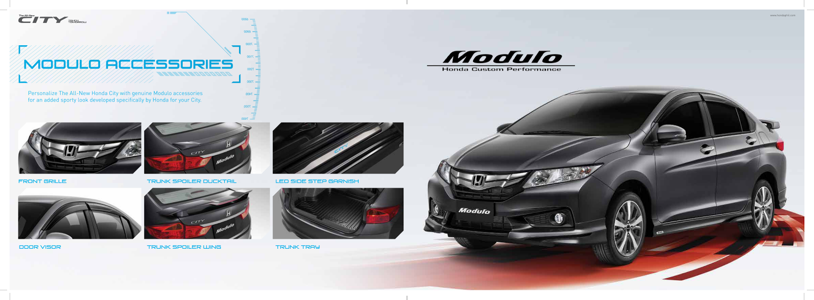Honda cars philippines launches all new city and confirms brio for phl market w complete brochure carguide ph philippine car news car reviews