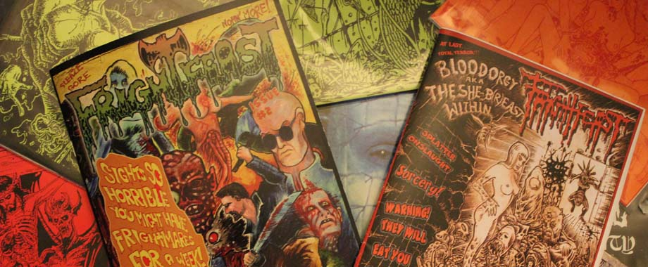 Frightfeast comix