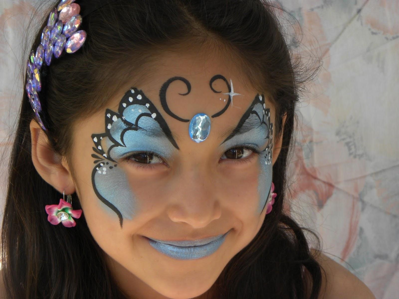 Pintacaritas - Maquillaje pirata nina ...