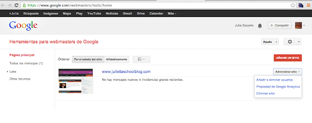 domino indexar google
