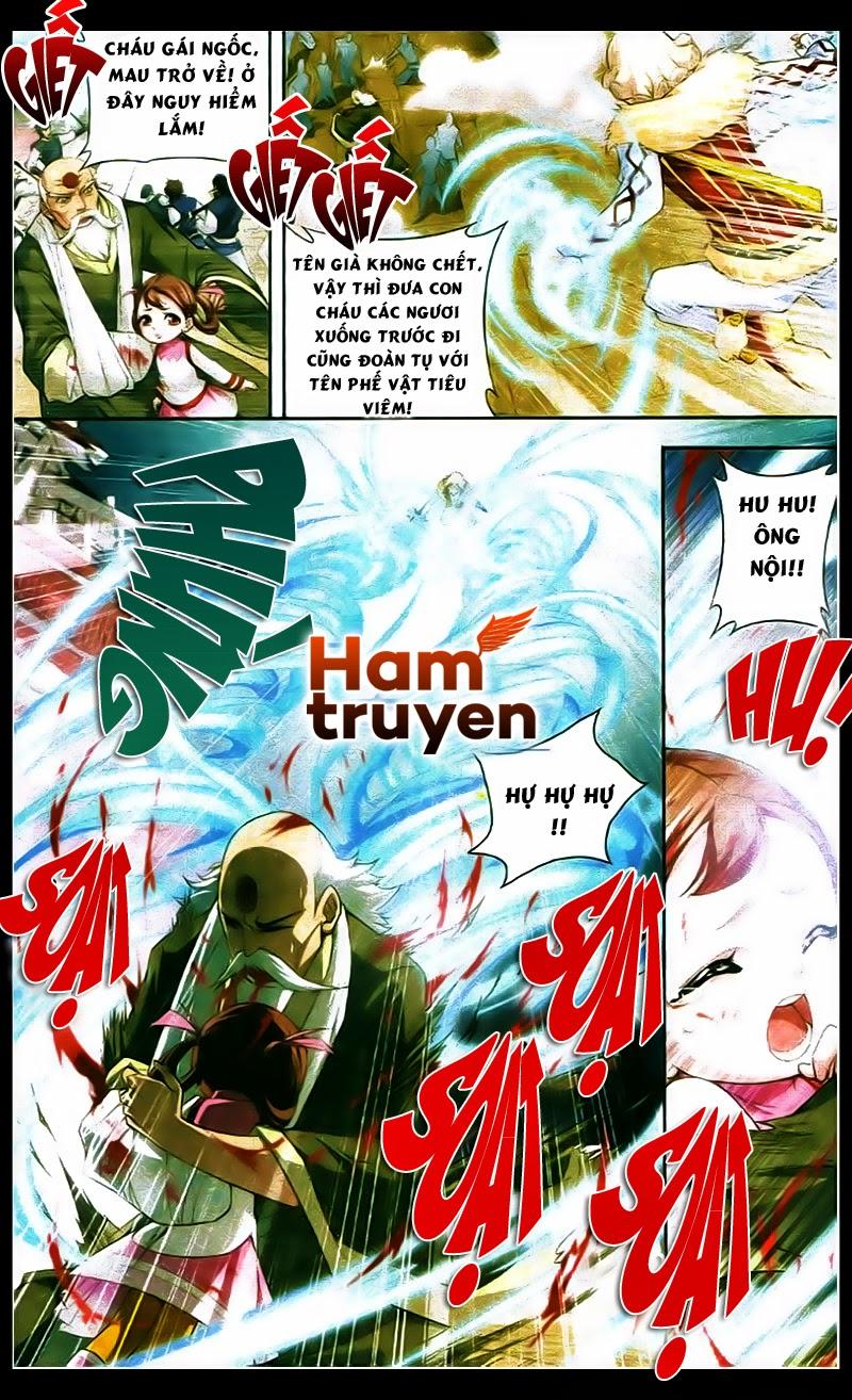 Đấu Phá Thương Khung chap 84 page 9 - IZTruyenTranh.com