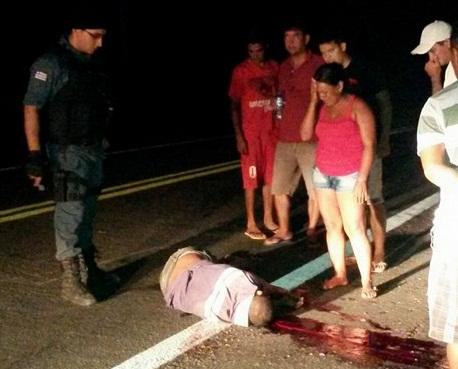 Chapadinhense morre após colidir em caminhão na BR 222.