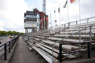 Isle of Mann TT Grandstand