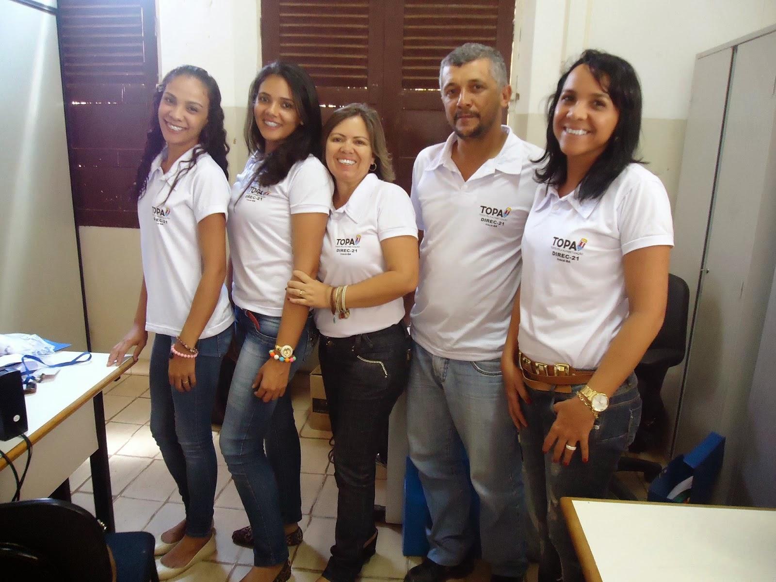 Equipe Topa 2014