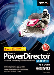 PowerDirector 12 Ultimate 12.0.2230