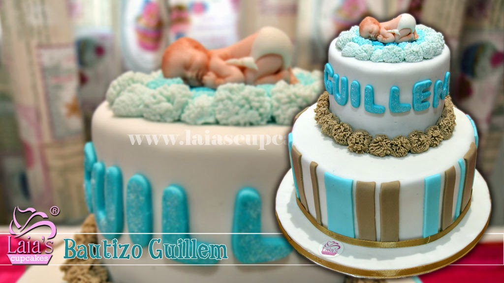 Tarta personalizada de fondant Laia's Cupcakes Puerto Sagunto