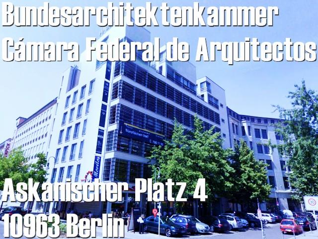 profesion arquitecto alemania 2013