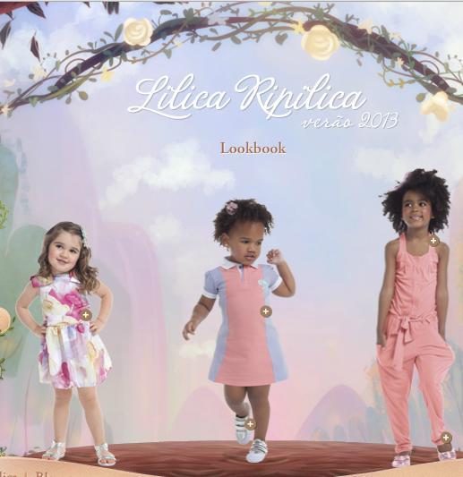 roupas de bebe lilica Ripilica