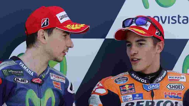 Benarkah Lorenzo Sekongkol dengan Marquez untuk Hancurkan Rossi